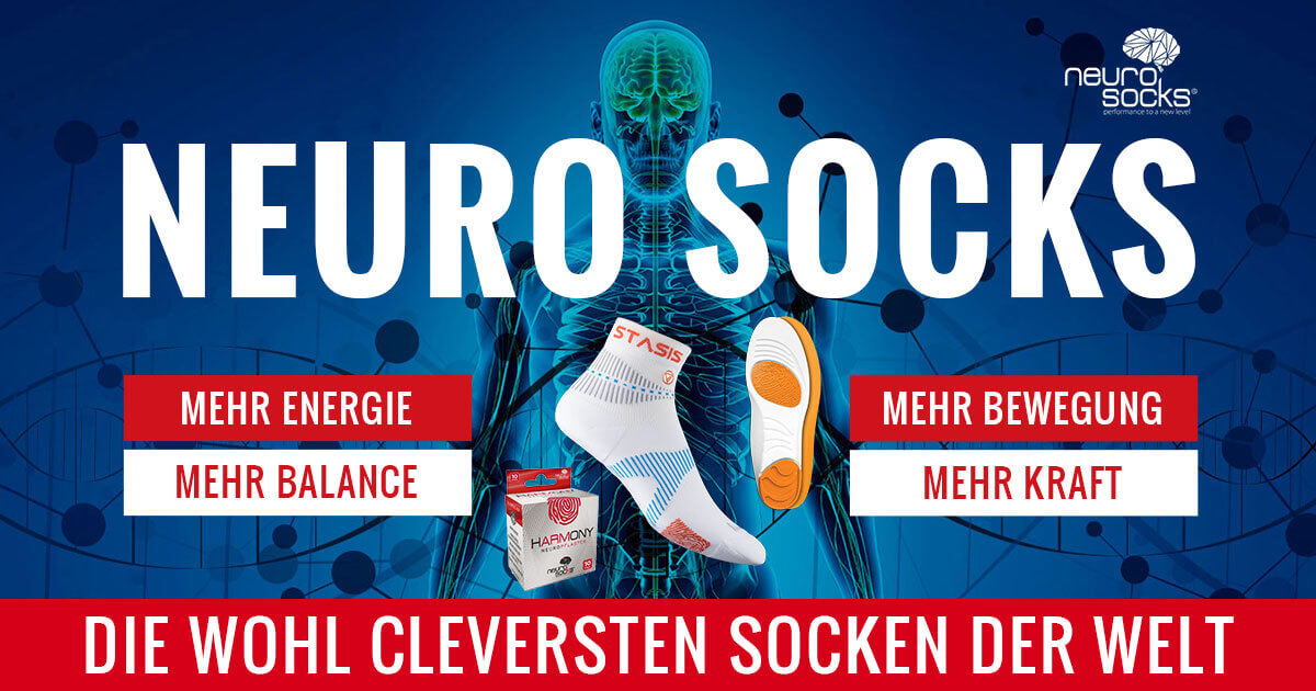 neurosocks on trail